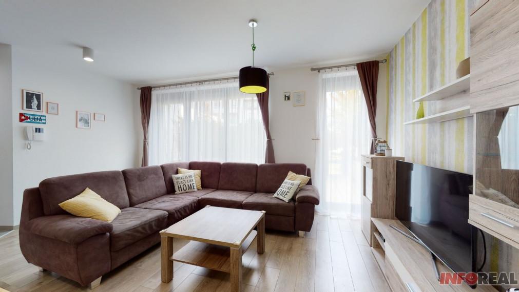 3 izb.byt Košice - Nová Terasa, novostavba, parkovanie.