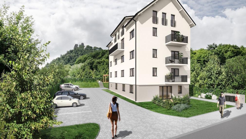 Investičná príležitosť - REZIDENCIA SLANEC - Bytový dom s 8 bytmi